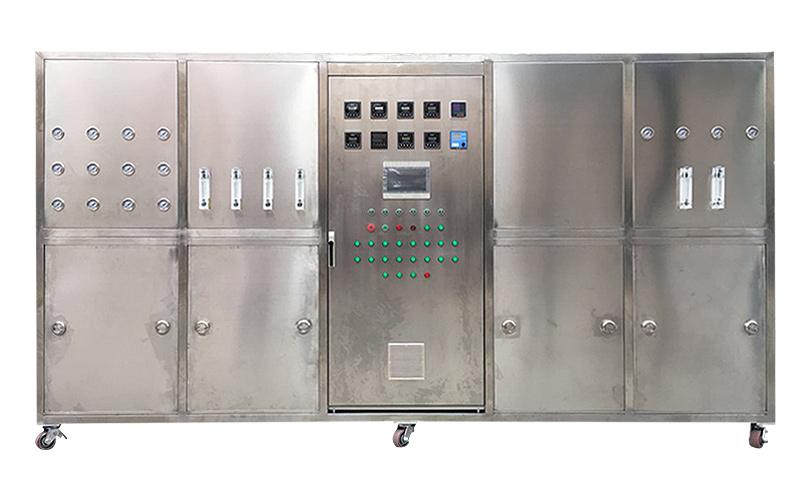 智能化核能級水系統電阻液主機量表