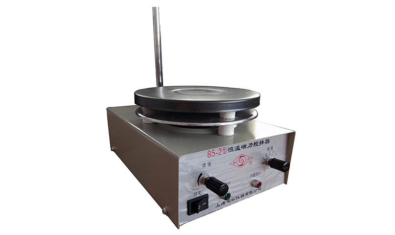 恒溫磁力攪拌器