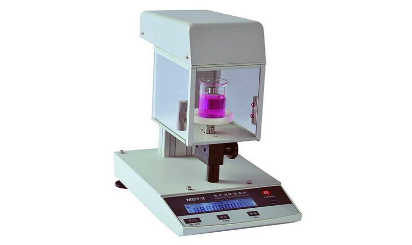 自動電子密度(比重)儀