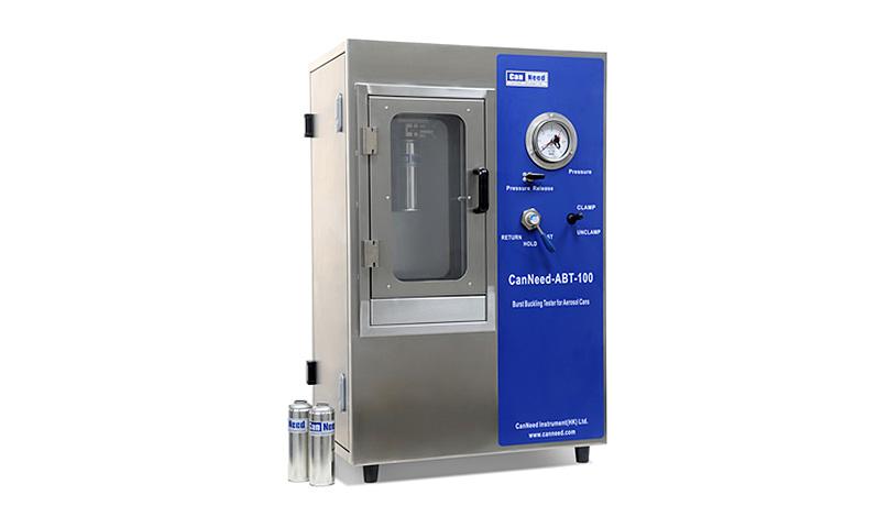 噴霧罐耐壓檢測儀